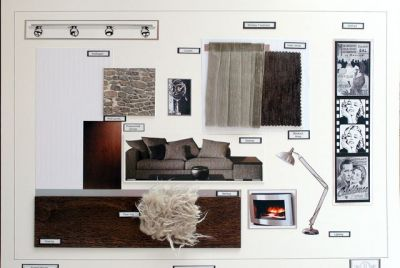 Sample board interior designers for What is a sample board in interior design