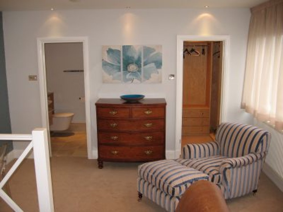 High value rental apartment | Master bedroom showing new ...