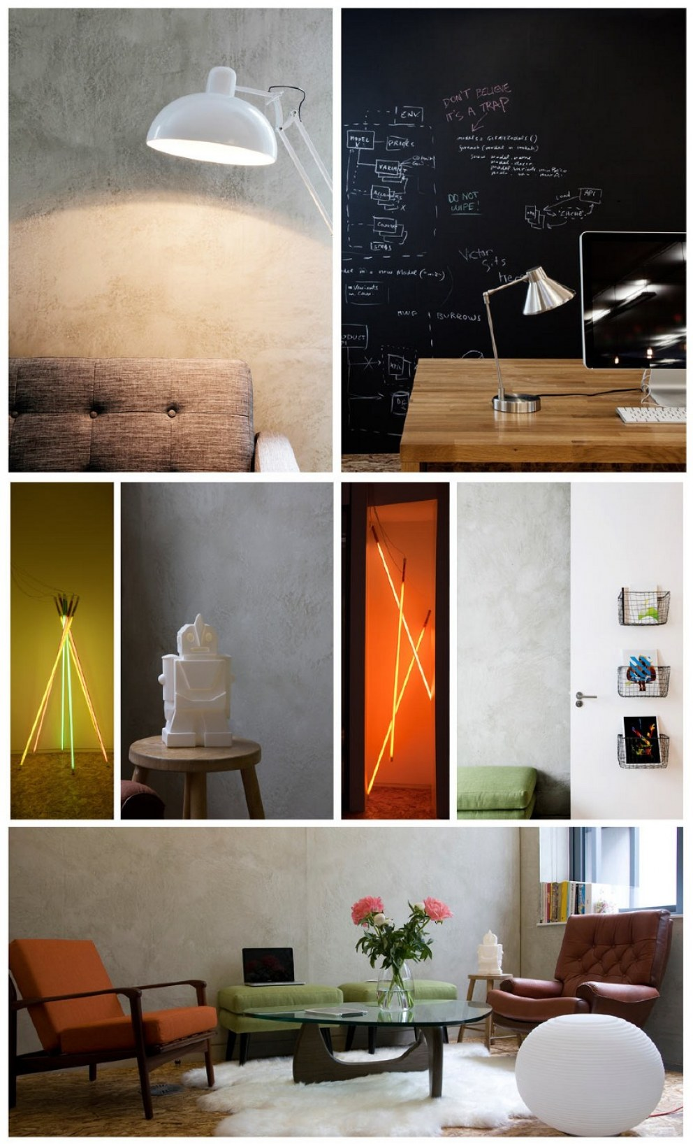 Commercial creative workspace design creative agency for Creative interior design agency