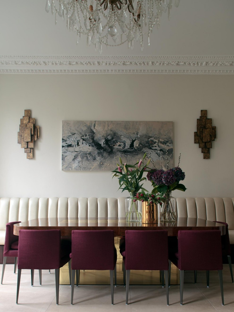 Notting Hill Residence | Dining Room | Interior Designers
