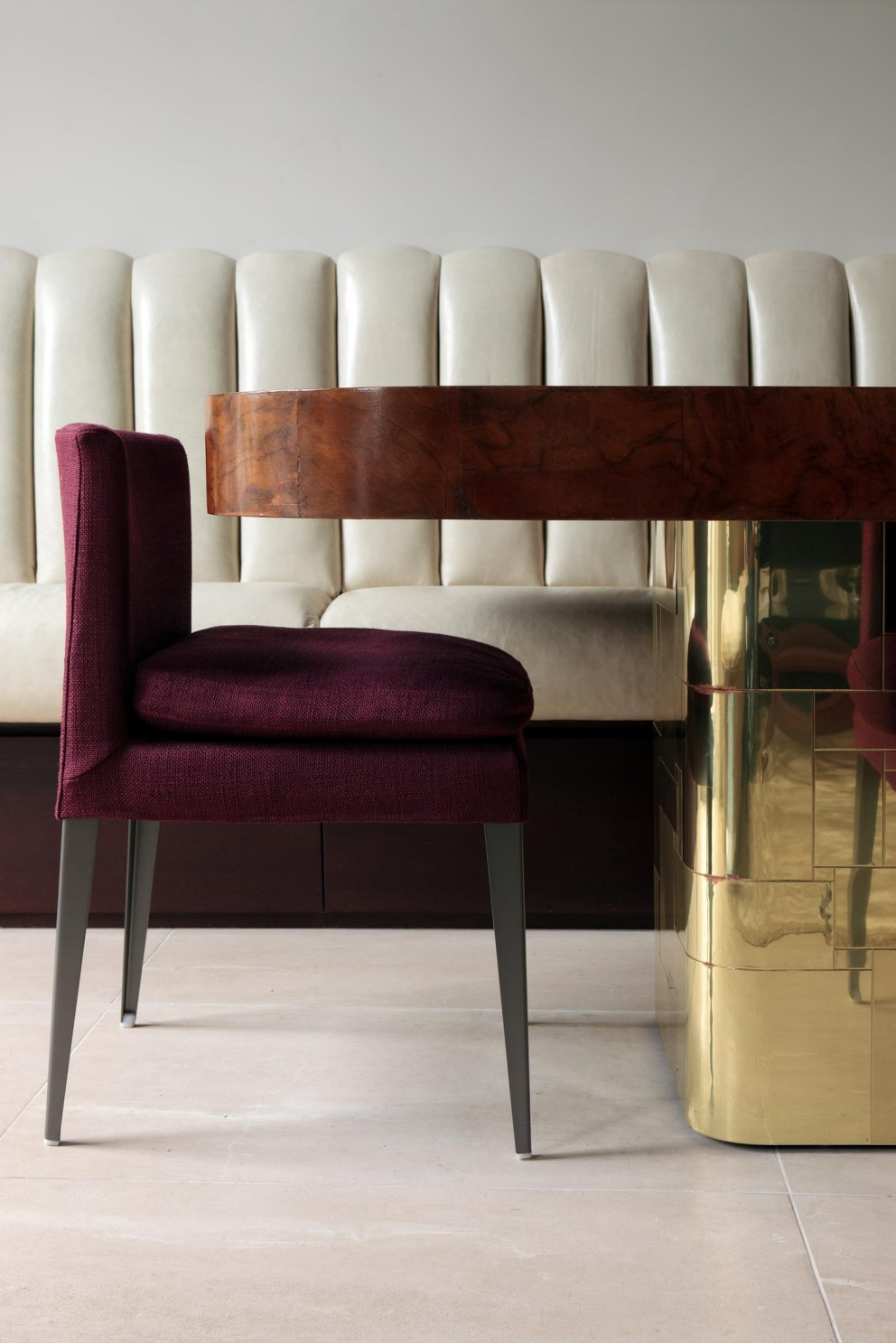 Notting Hill Residence | Dining Room Detail | Interior Designers