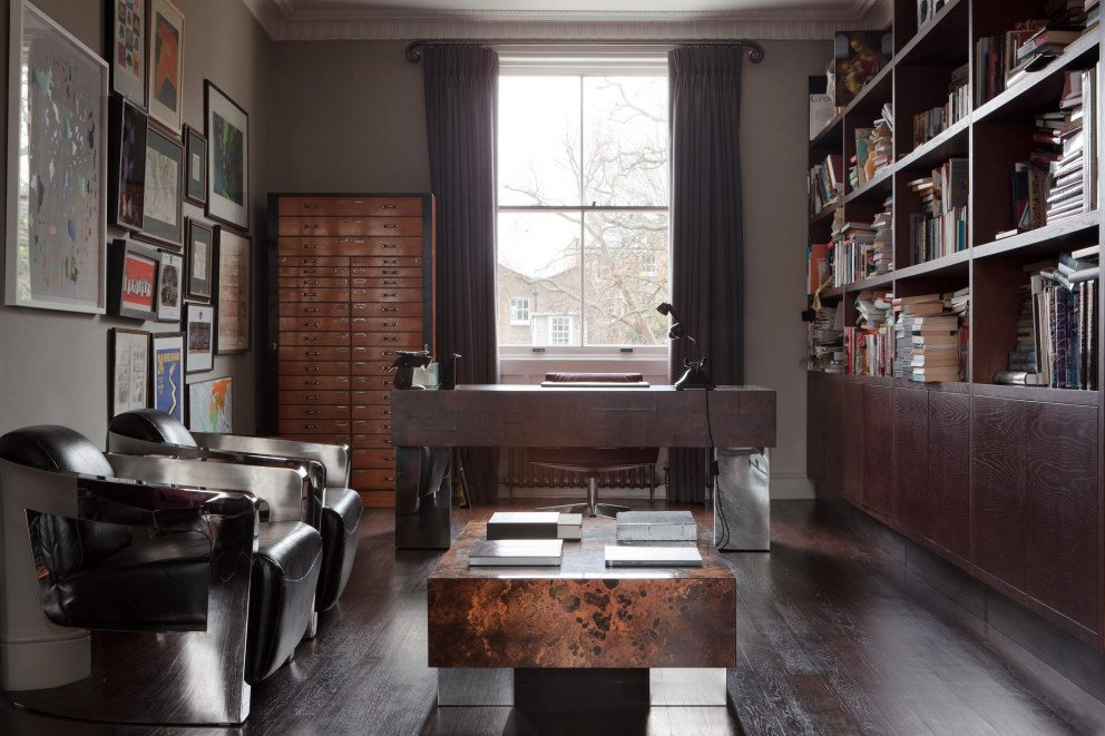 Notting Hill Residence | Study | Interior Designers