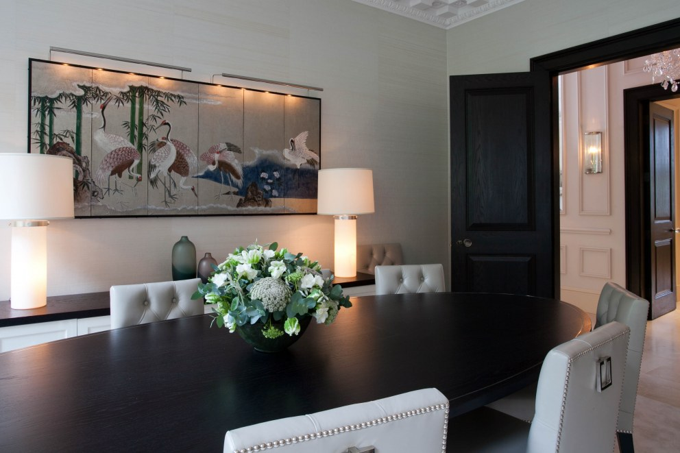 Hyde Park | Dining Area | Interior Designers