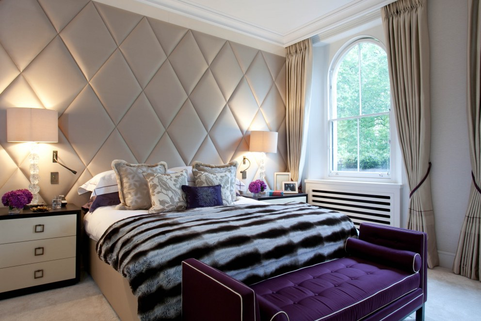 Hyde Park | Master Bedroom | Interior Designers