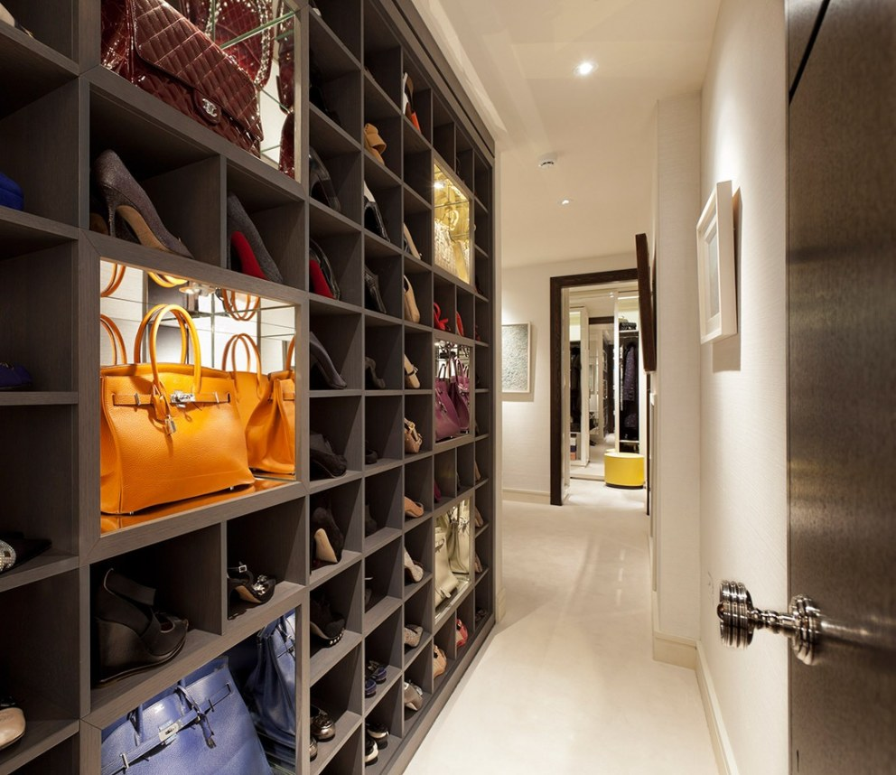 Mayfair I | Wardrobe | Interior Designers