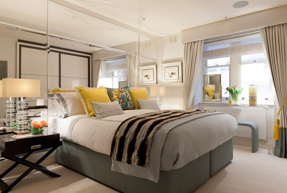 Mayfair I | Master Bedroom | Interior Designers