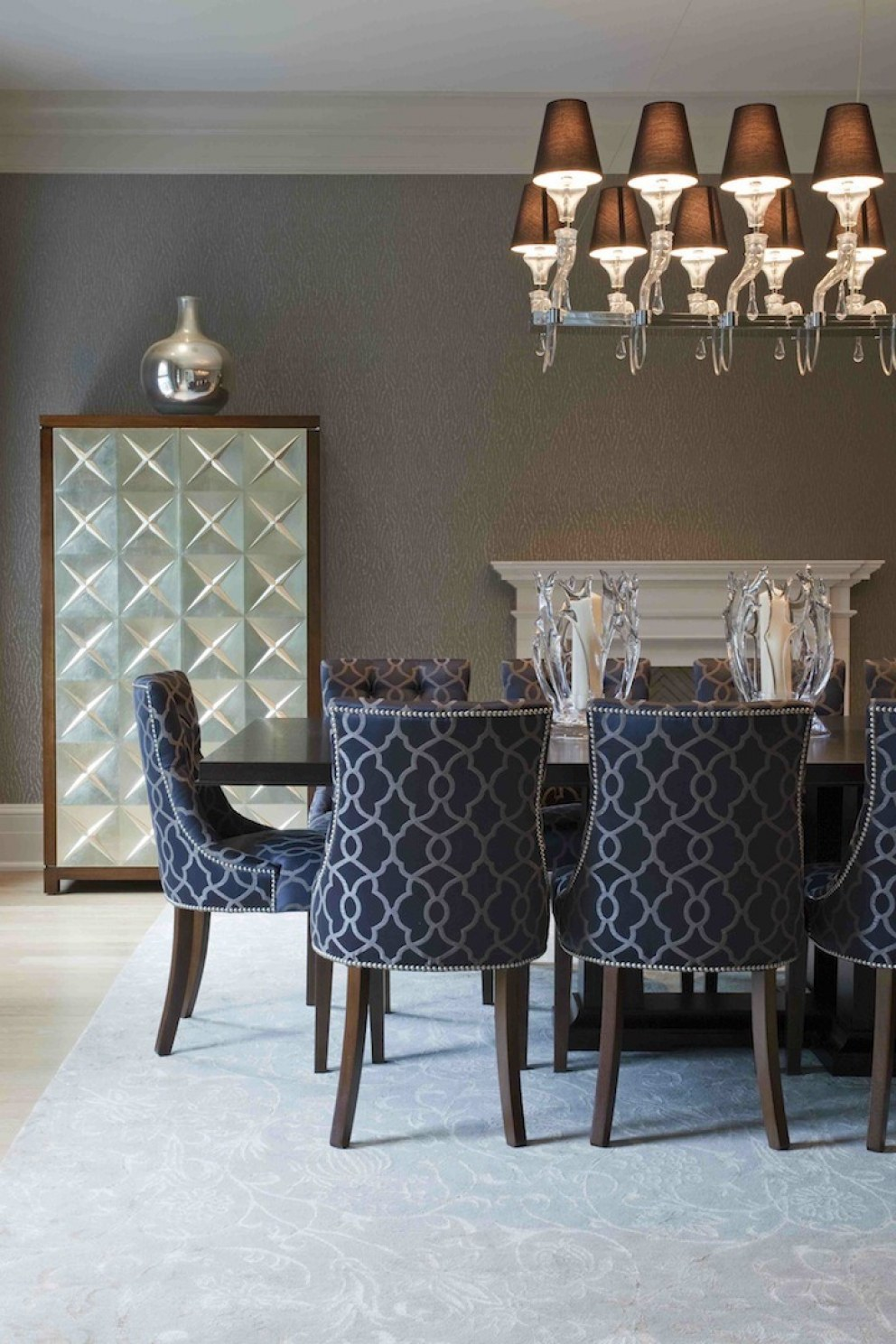 Connecticut | Dining room | Interior Designers