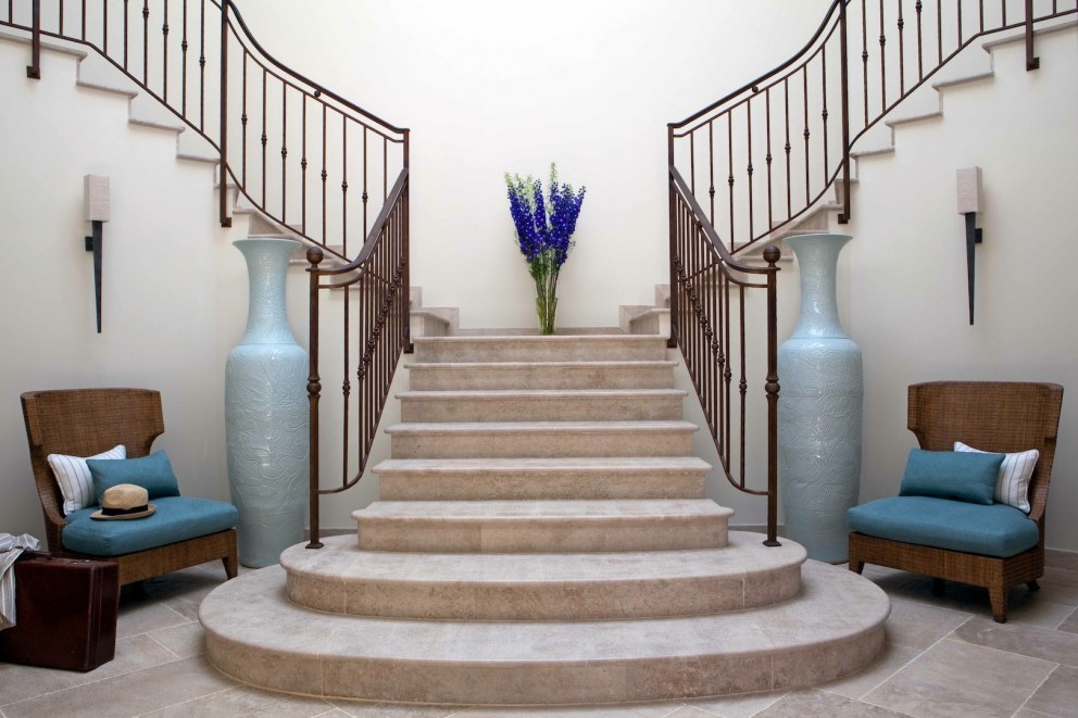 South of France | Entrance hall | Interior Designers