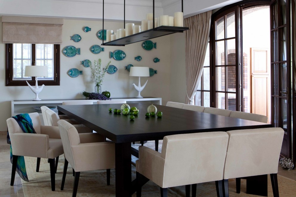South of France | Dining room | Interior Designers