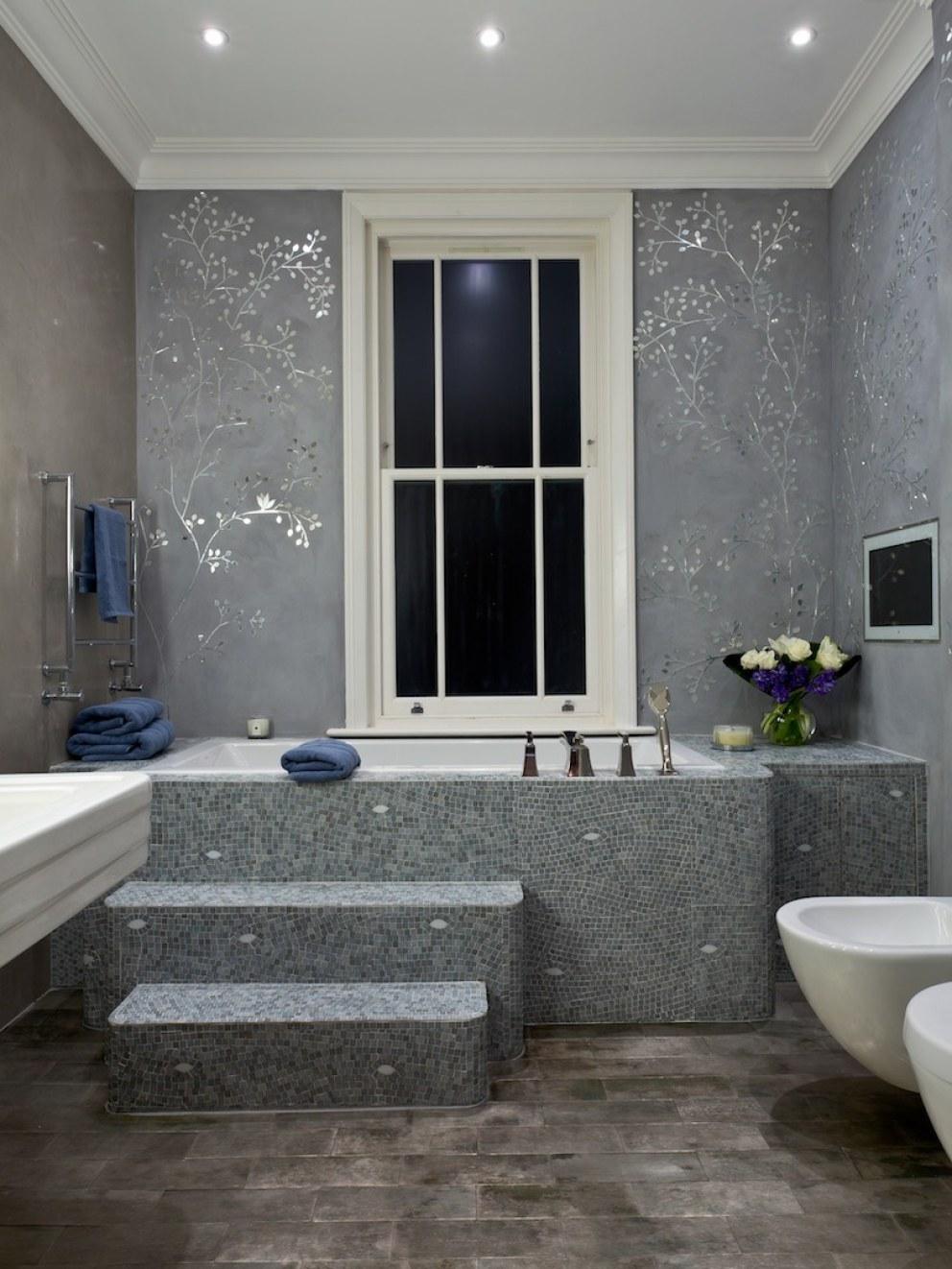 Master Bedroom Bathroom Dressing Room Kensington Master Bath