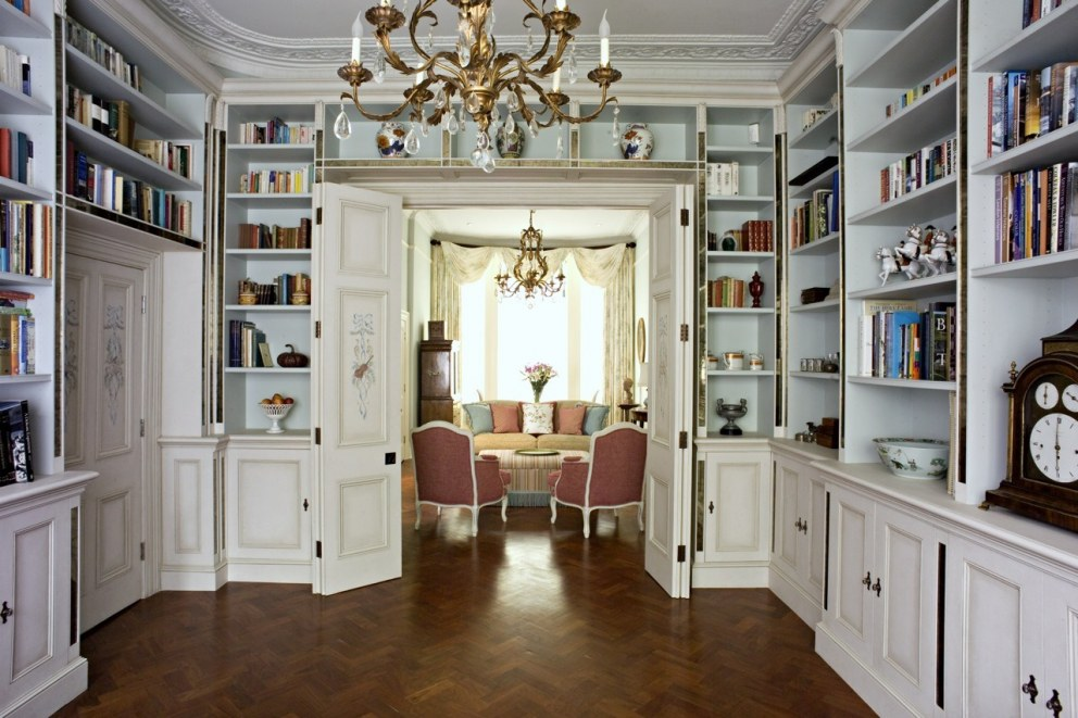 Notting Hill House | Library | Interior Designers