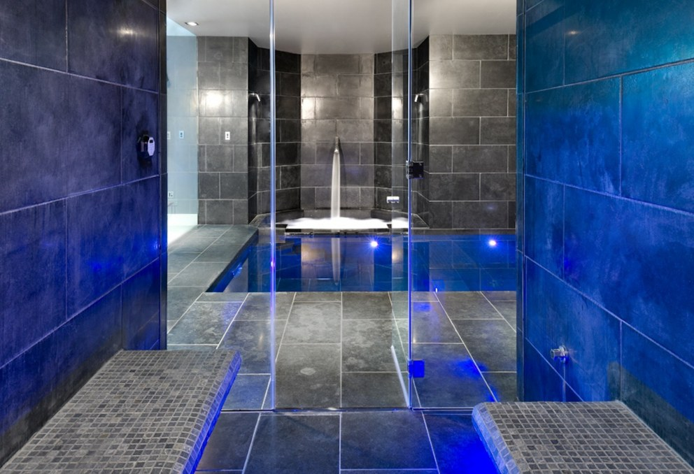 Wandsworth edwardian basement swimming pool and gym for Basement swimming pool ideas