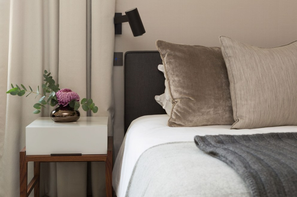 Maida Vale | Master Bedroom | Interior Designers