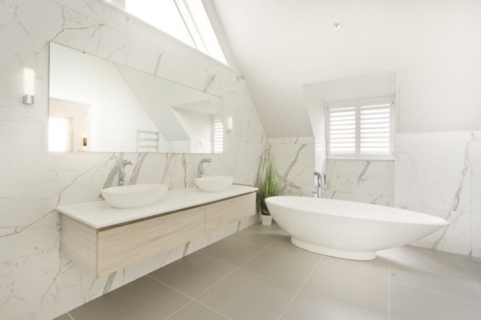Oxfordshire Family Home  | Master Bathroom  | Interior Designers