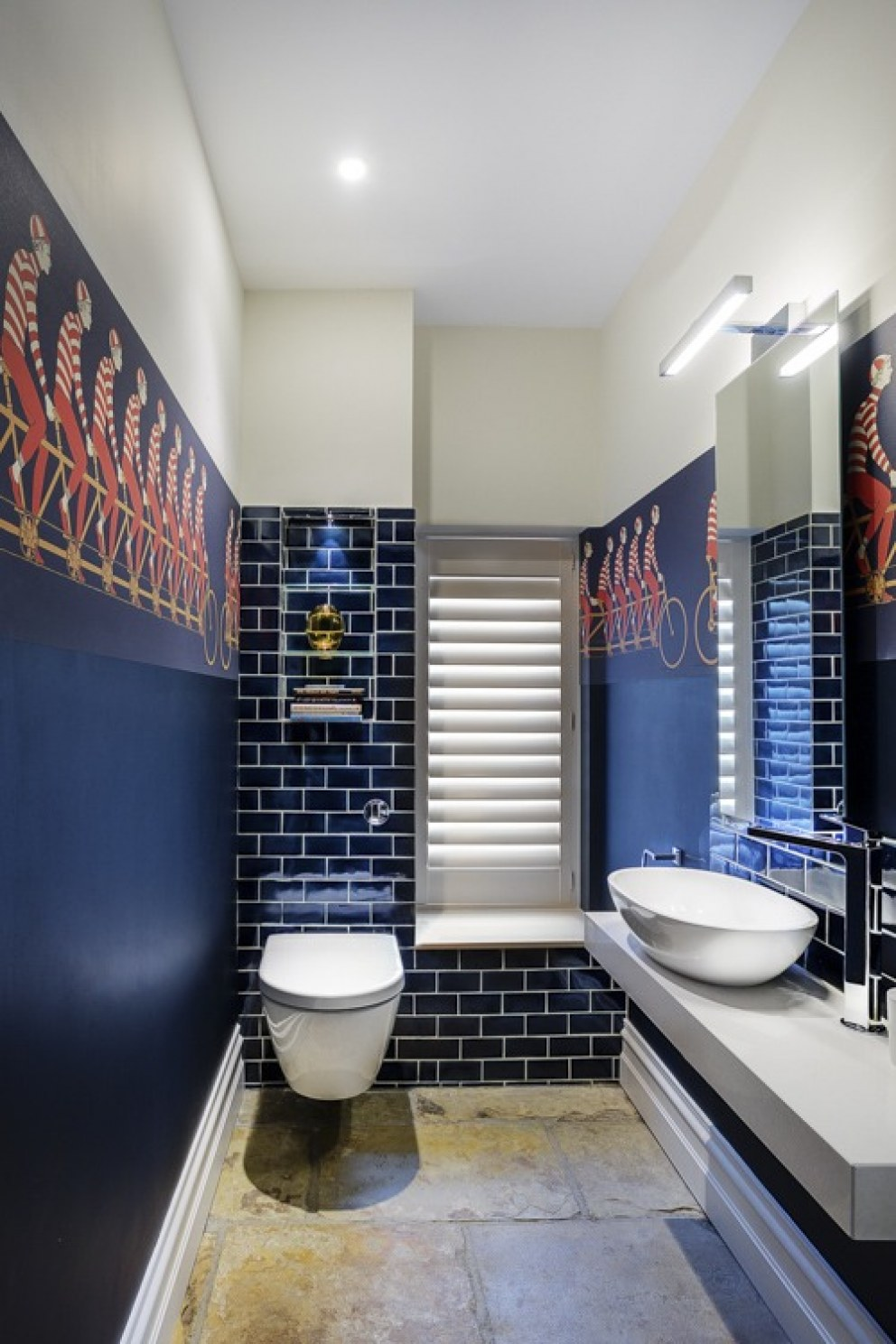 Oxfordshire Family Home  | Cloakroom  | Interior Designers