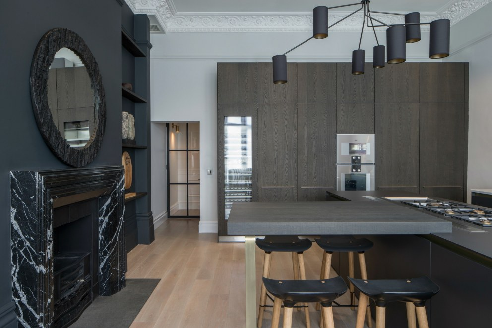 Belsize Park, London | Kitchen | Interior Designers