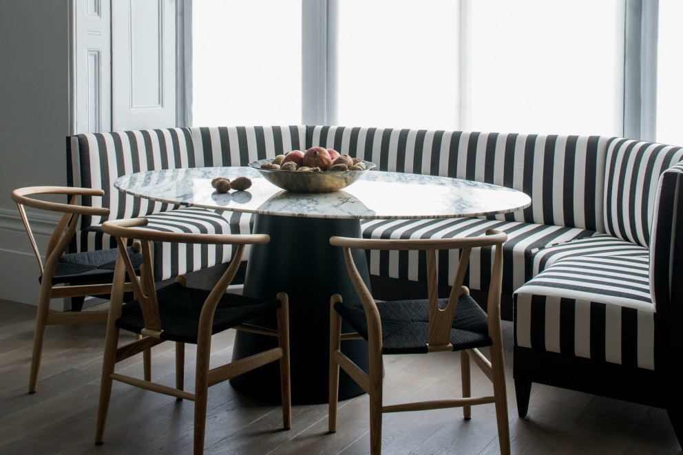 Belsize Park, London | Dining Area | Interior Designers