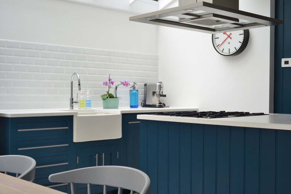 Family Home in Fulham, London | Kitchen re-styling | Interior Designers