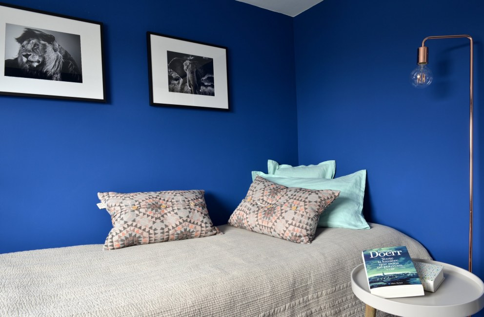 Family Home in Fulham, London | Teen's bedroom | Interior Designers