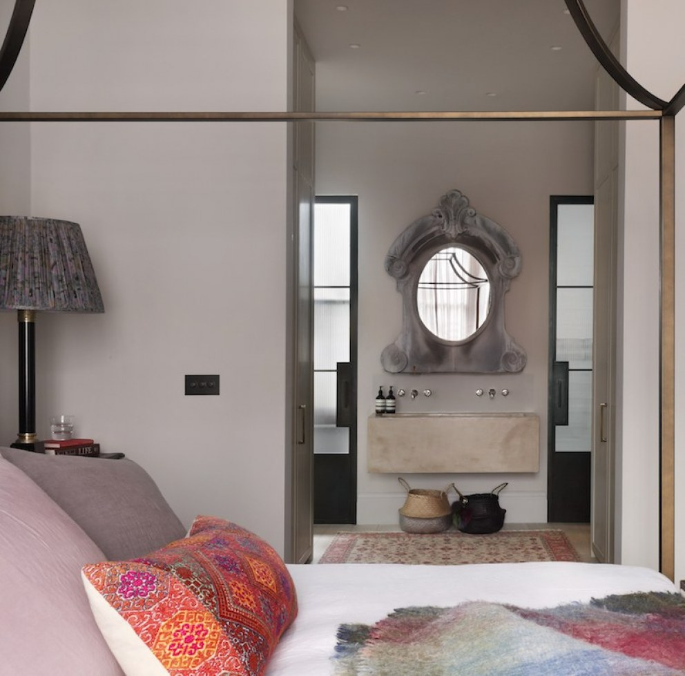 Plympton Road, Queen's Park, London  | Master Suite | Interior Designers