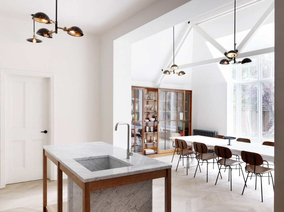 West London House  | Dining Room | Interior Designers