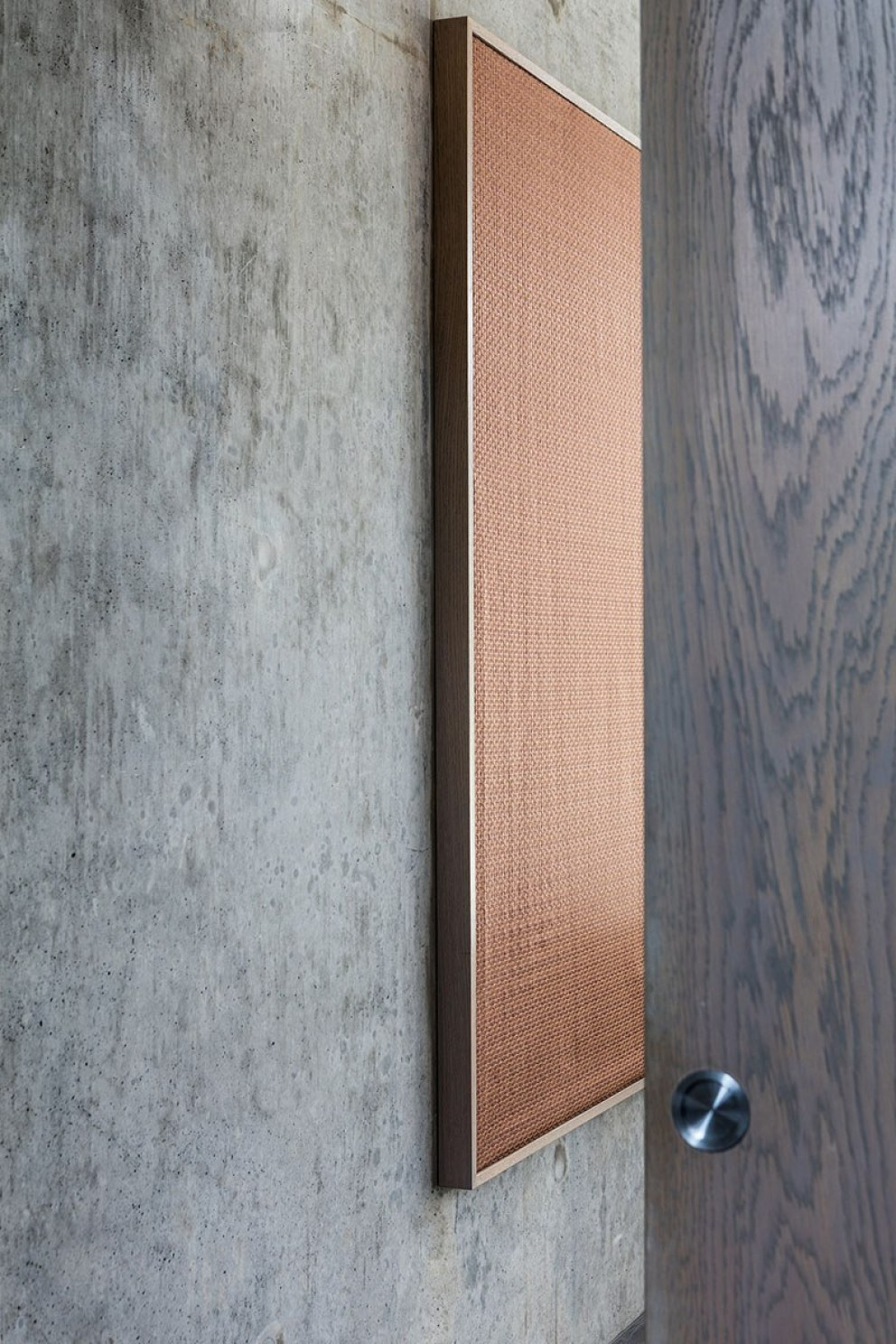 West London contemporary build | Copper and polished concrete design detail | Interior Designers