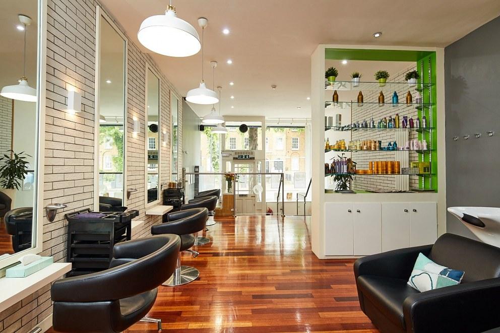 Hair Salon Oval Beauty Clinic Interiordesigners Net