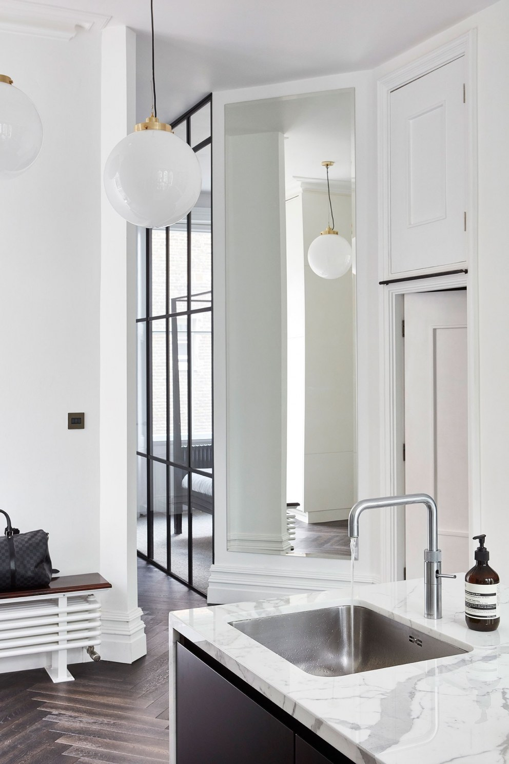 Notting Hill home | Living Hallway | Interior Designers