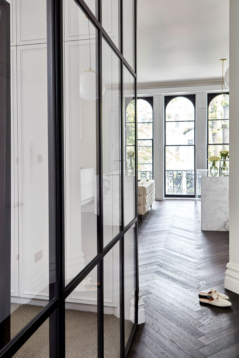 Notting Hill home | Hallway  | Interior Designers