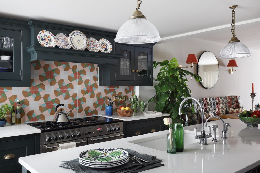Hillgate Place  | Kitchen | Interior Designers