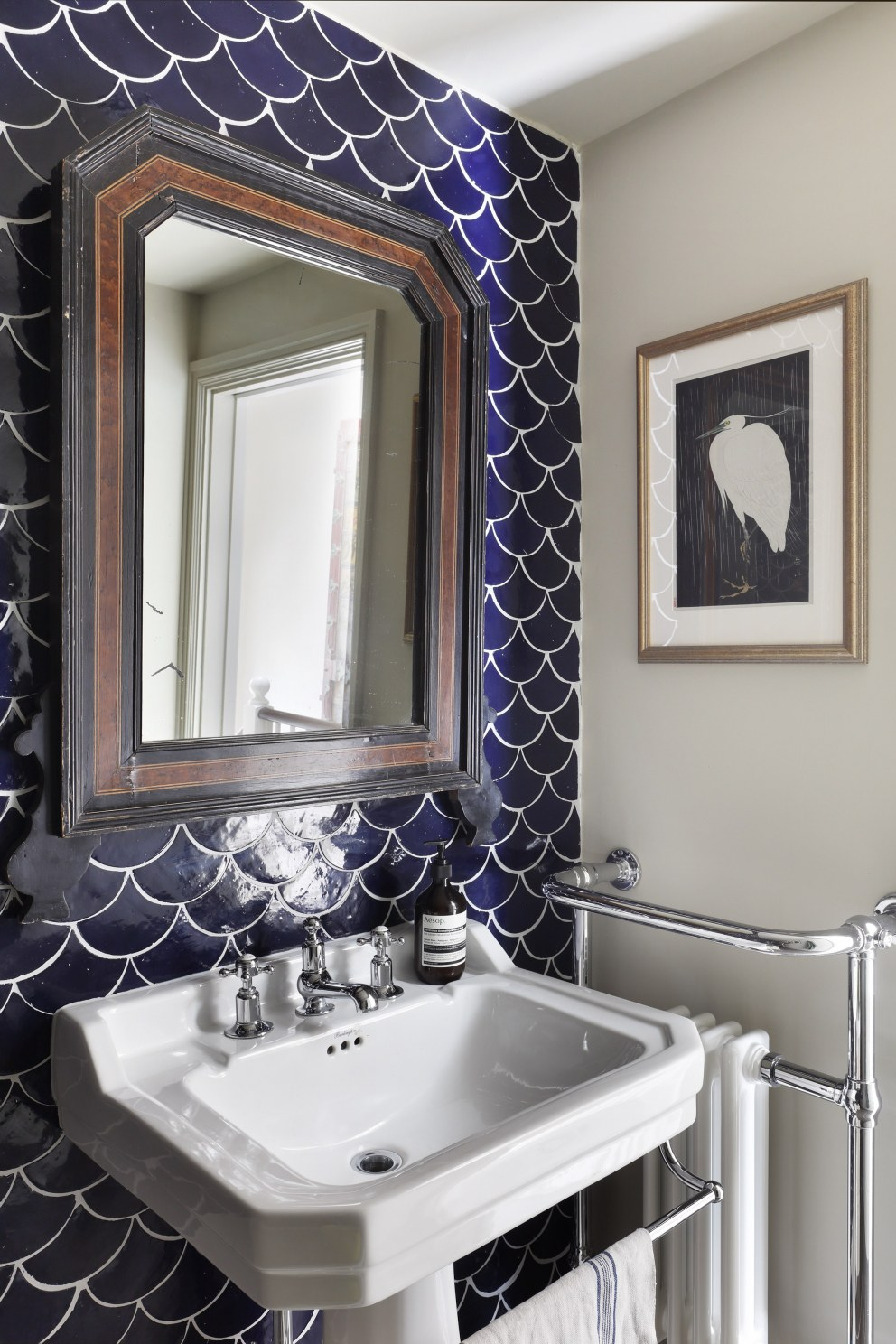 Hillgate Place  | Bathroom | Interior Designers