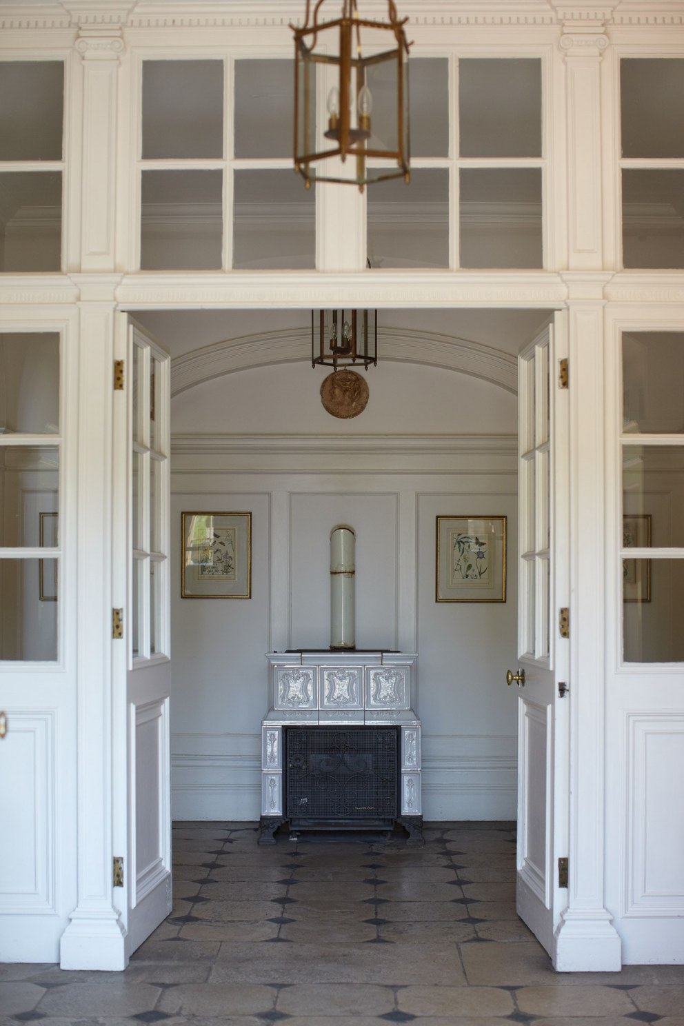 Oxford Manor House | Entryway | Interior Designers