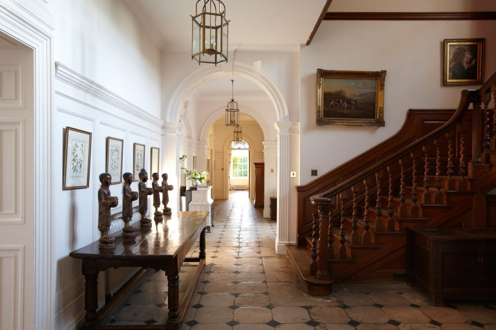 Oxford Manor House | Entrance Hall | Interior Designers
