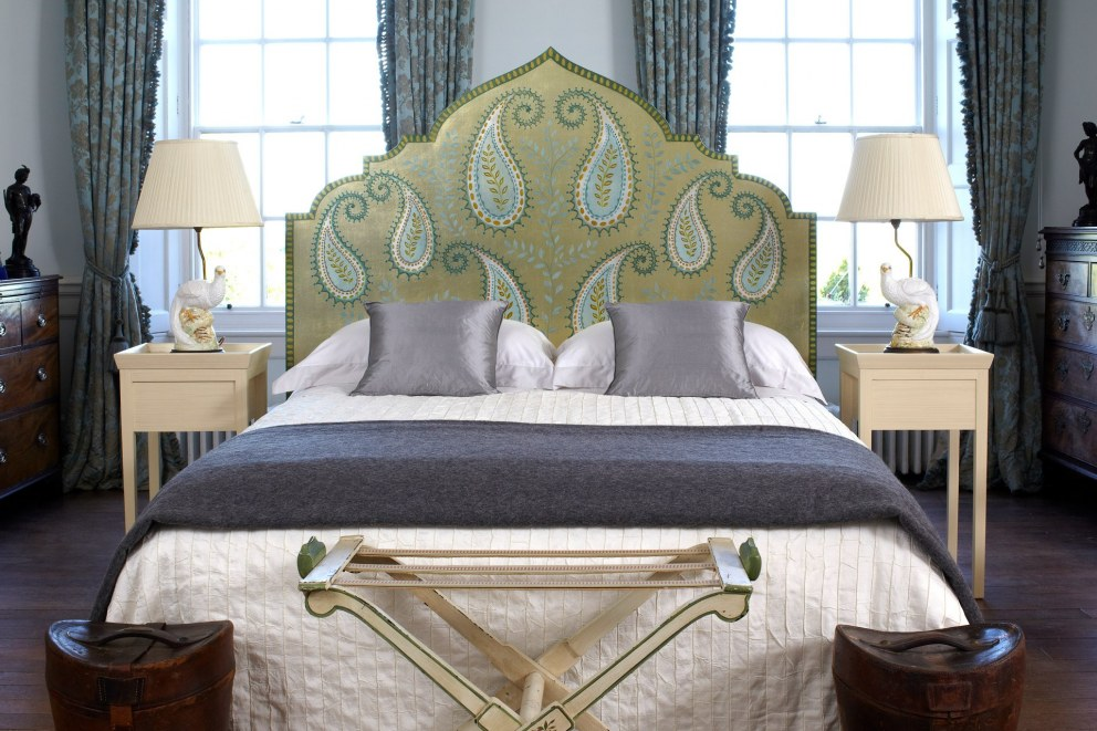 Oxford Manor House | Master Bedroom | Interior Designers