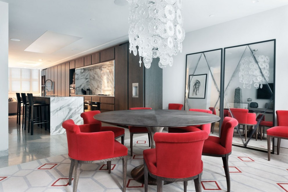 The Little Boltons | Dining Room | Interior Designers