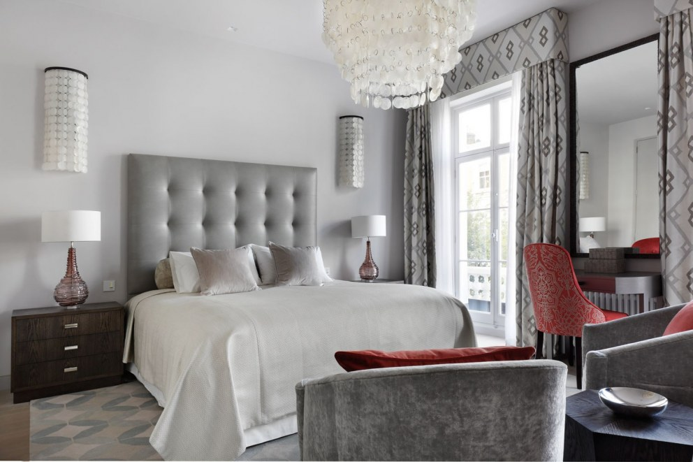 The Little Boltons | Master Bedroom | Interior Designers