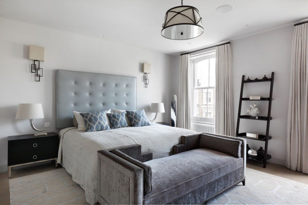 The Little Boltons | Guest Bedroom | Interior Designers