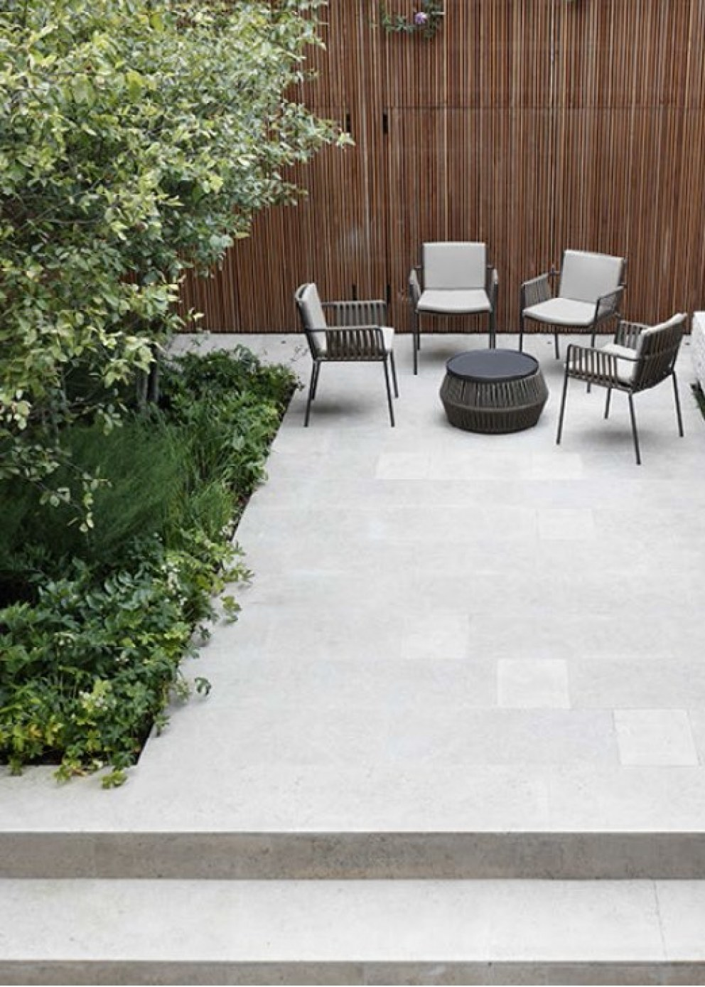 The Little Boltons | Outdoor Area | Interior Designers