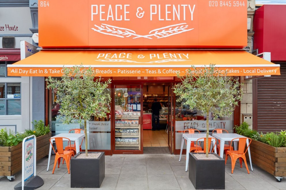 Peace & Plenty Bakery | Peace & Plenty Bakery | Interior Designers