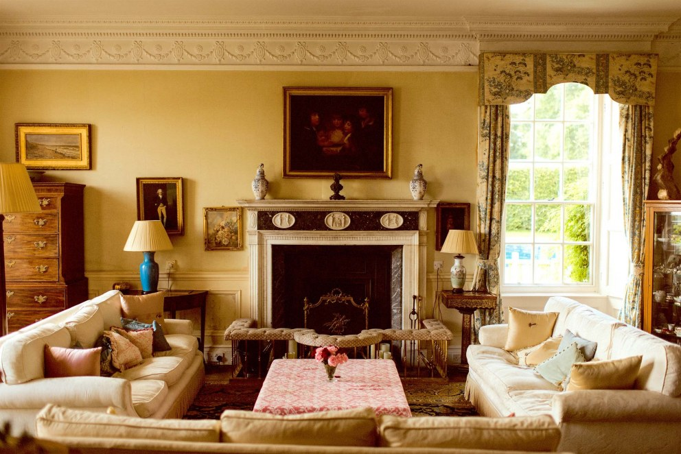 Oxford Manor House | Drawing Room | Interior Designers