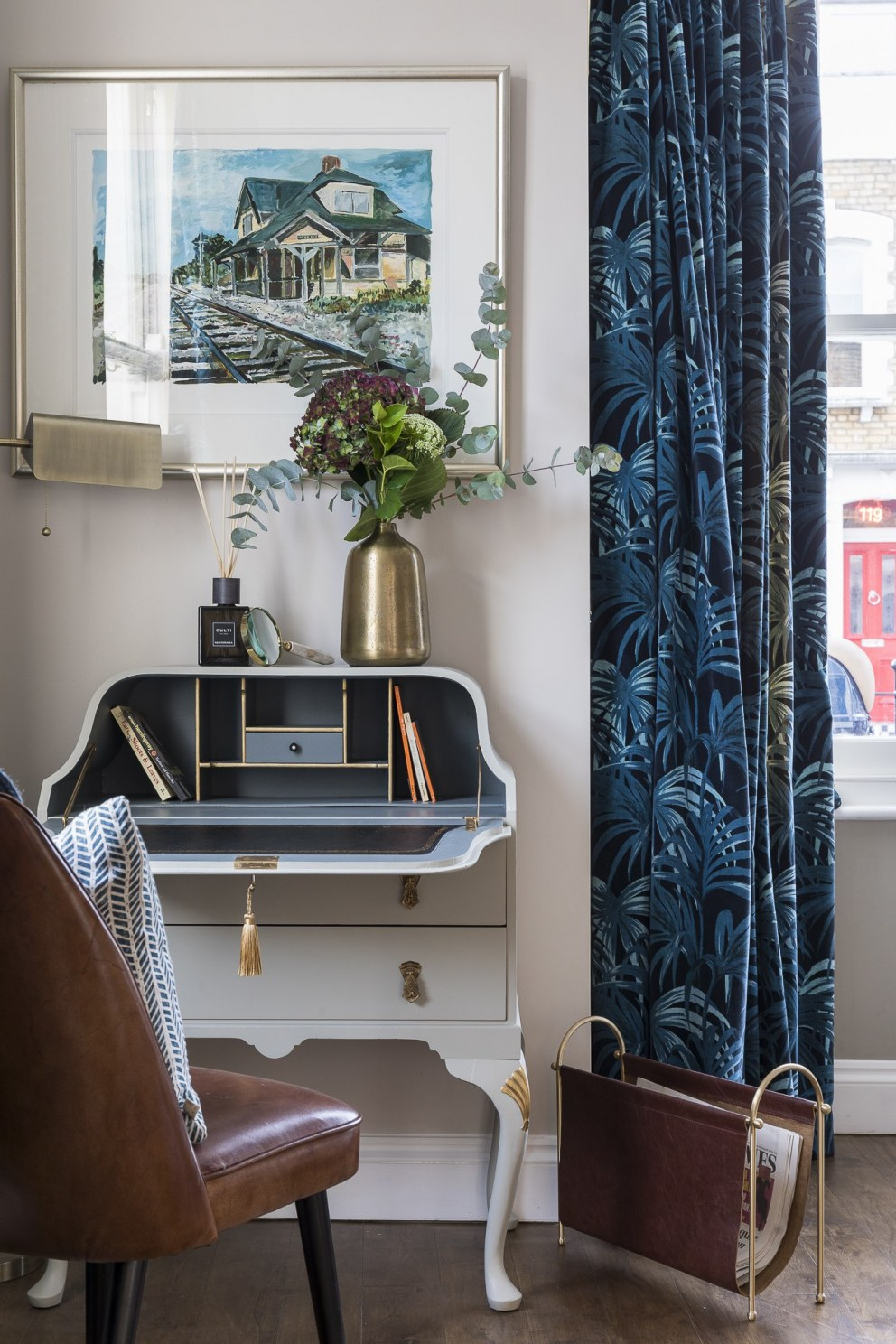 Four Bedroom Victorian Townhouse in Stoke Newington, London | Living Room | Interior Designers