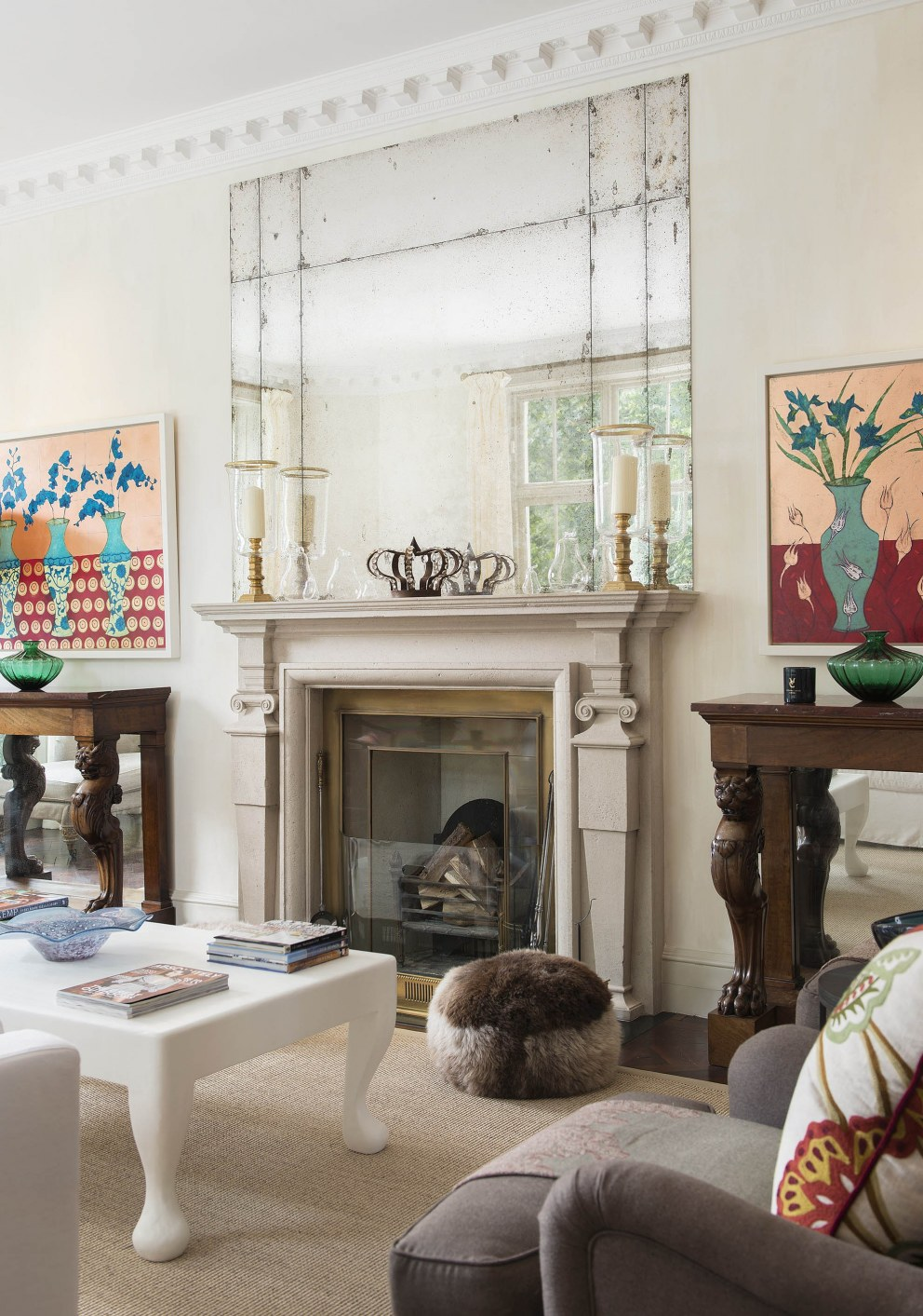 Kensington Town House | Drawing Room | Interior Designers