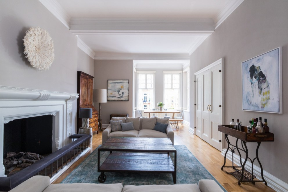 Kings Road Flat  | Living Room | Interior Designers