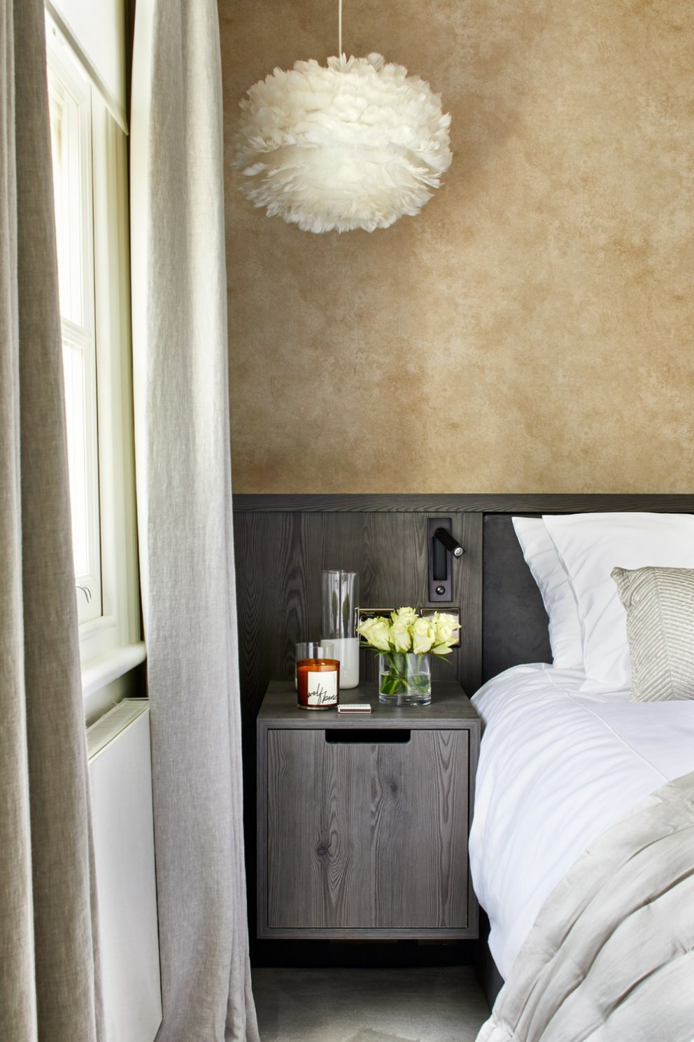 Notting Hill Mews  | Master Bedroom 2 | Interior Designers