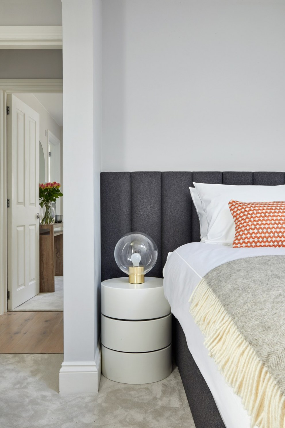 Notting Hill Mews  | Guest Bedroom 1 | Interior Designers