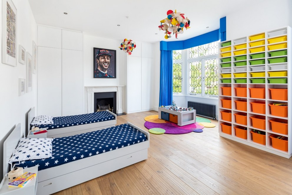 Hampstead Home | Children's Bedroom | Interior Designers
