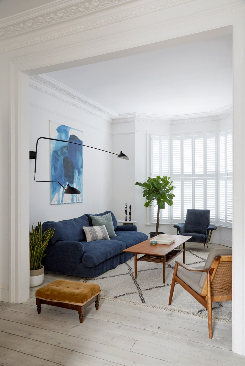 Brixton Townhouse II | Sitting room | Interior Designers