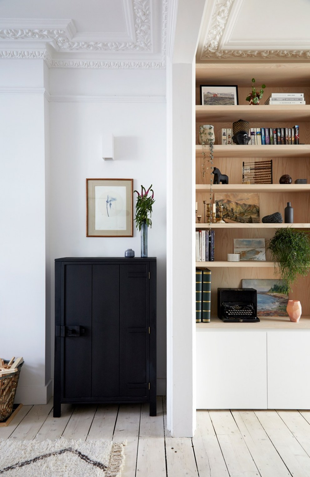 Brixton Townhouse II | Library  | Interior Designers