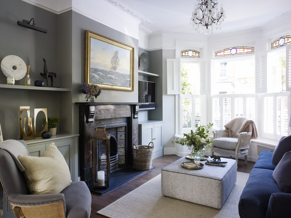 Luxury Islington Townhouse | Living room | Interior Designers