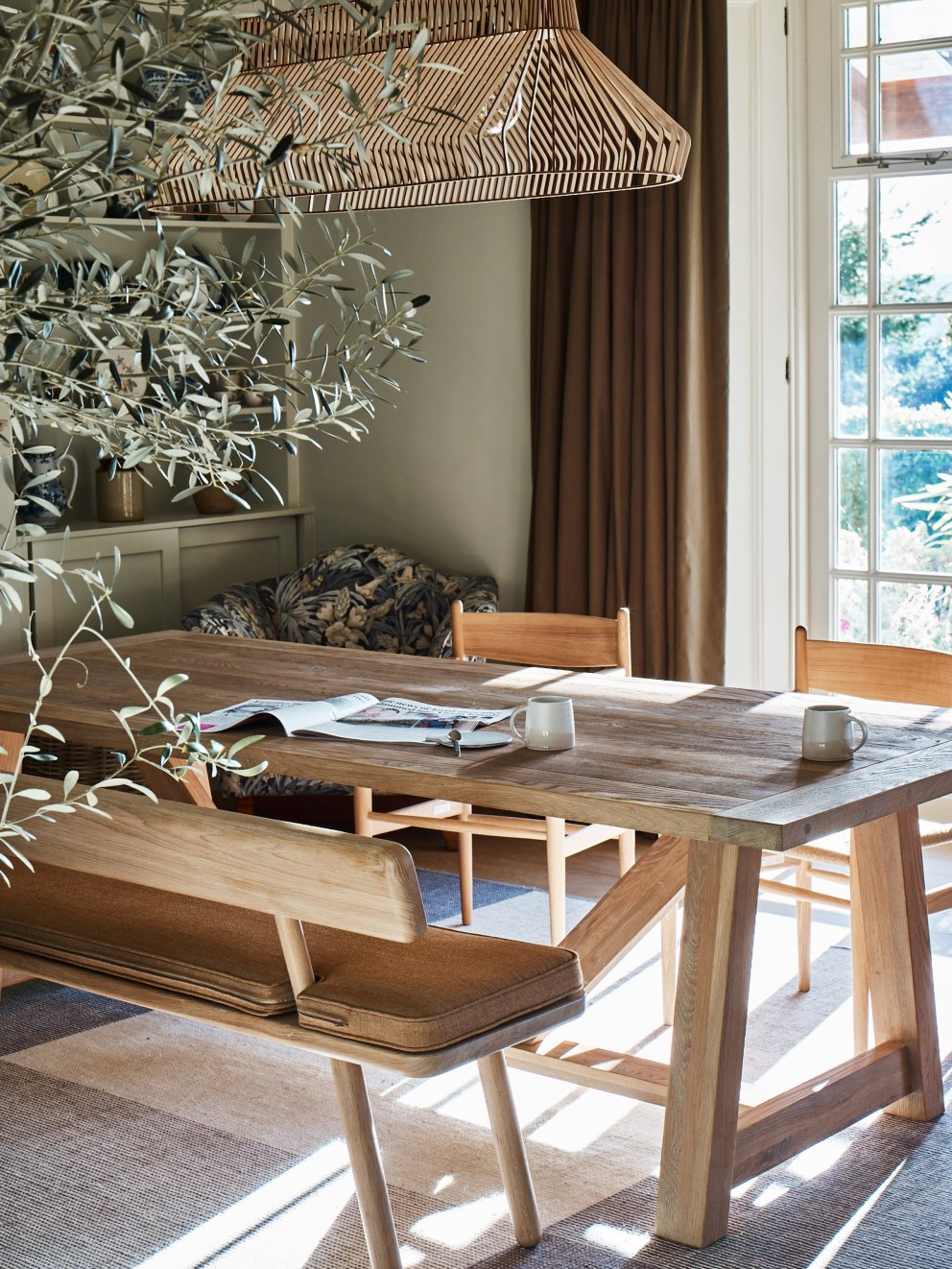 Family Home in Dartmouth | Dining area | Interior Designers